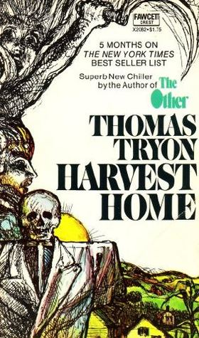 "Thomas Tryon ""Harvest Home"""