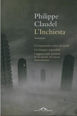 L'inchiesta by Philippe Claudel