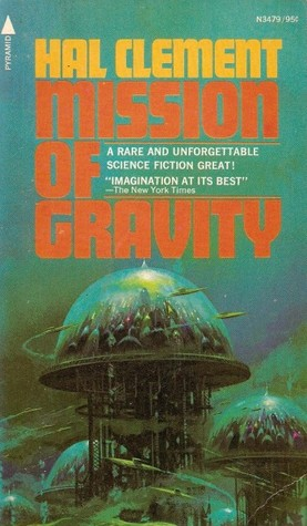 Mission of Gravity by Hal Clement