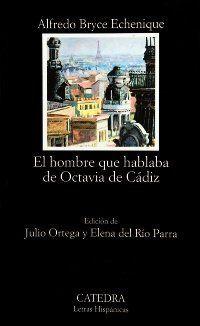 El hombre que hablaba de Octavia de Cádiz: Diario de navegación en un sillón Voltaire