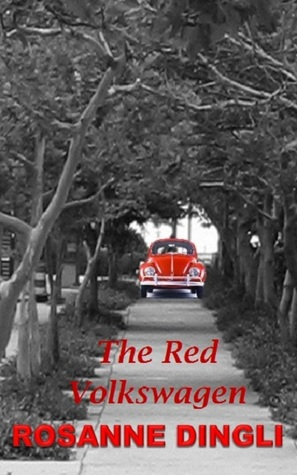 The Red Volkswagen by Rosanne Dingli