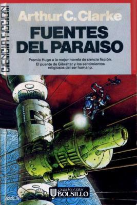 Fuentes del Paraíso by Arthur C. Clarke