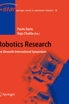 Robotics Research: The Eleventh International Symposium (Springer Tracts In Advanced Robotics)