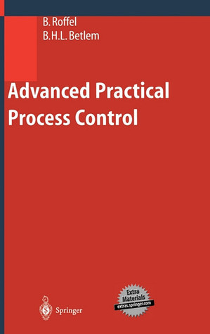 Advanced Practical Process Control [With CDROM]