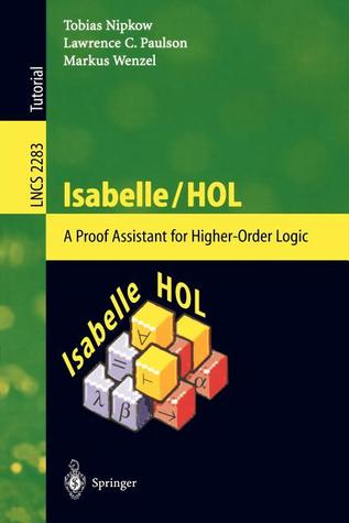 Isabelle/Hol: A Proof Assistant for Higher-Order Logic