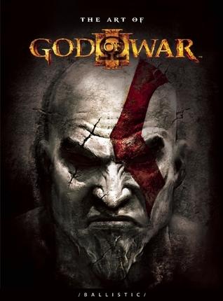 The Art Of God Of War Iii By Daniel P Wade
