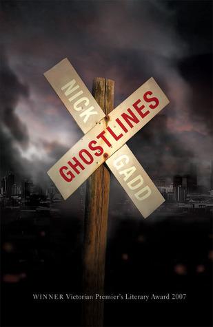 Ghostlines by Nick Gadd