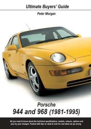 Porsche 944 and 968 (1981-1995)