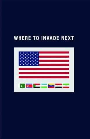 Where to Invade Next by Stephen Elliott
