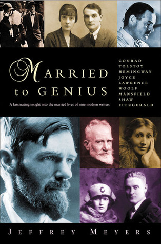 Married to Genius by Jeffrey Meyers