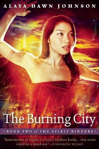 The Burning City by Alaya Dawn Johnson