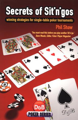 Secrets of Sit 'n' Gos: Winning Strategies for Single-table Poker Tournaments