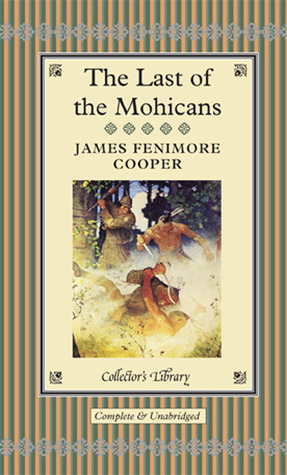 a book analysis of the last of the mohicans by james fenimore cooper