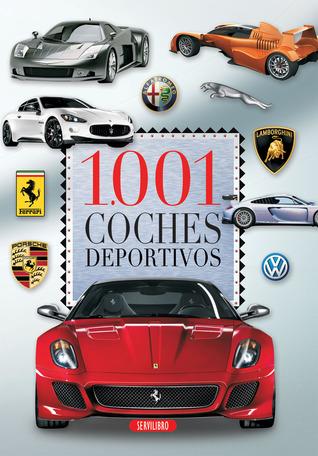 1.001 coches deportivos par Servilibro