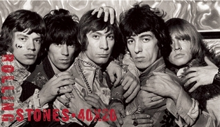 Rolling Stones - the Limited Edition: 40x20