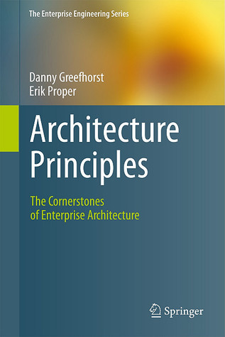 Architecture Principles by Danny Greefhorst