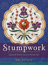 Stumpwork  Goldwork Embroidery Inspired by Turkish, Syrian  Persian Tiles