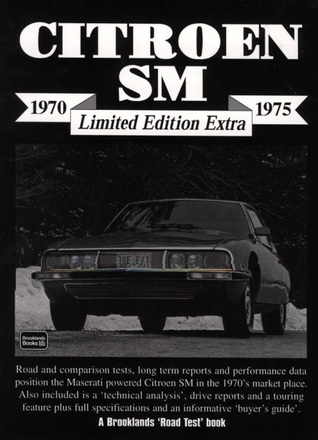 Citroen SM 1970-75-Limited Edition