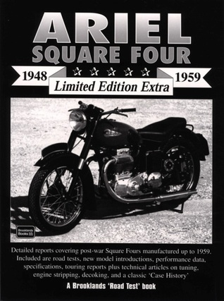 Ariel Square Four 1948 Limited Edition Extra 1959