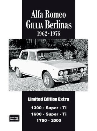 Alfa Romeo Giulia Berlina Limited Edition Extra