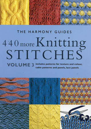 440 More Knitting Stitches: Volume 3