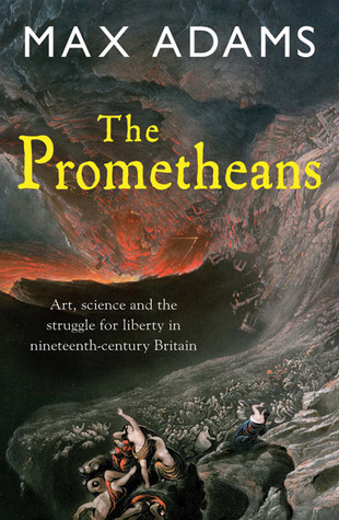 The Prometheans by Max    Adams