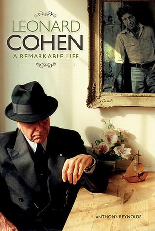 Leonard Cohen by Anthony Reynolds