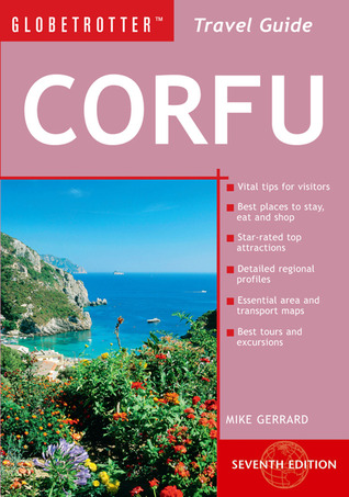 Corfu Travel Guide Globetrotter Guides