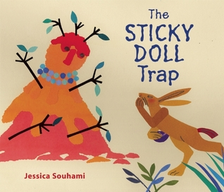 The Sticky Doll Trap by Jessica Souhami