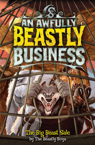 The Big Beast Sale (An Awfully Beastly Business, #6)