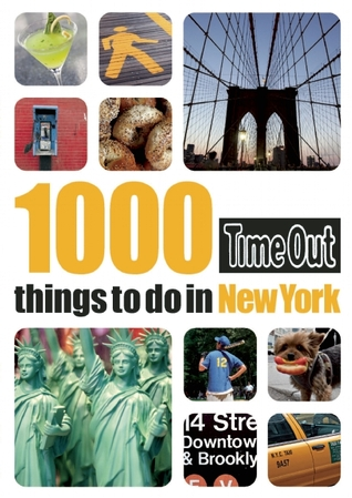 Time Out 1000 Things to Do in New York