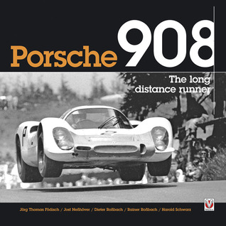 Porsche 908: The Long Distance Runner