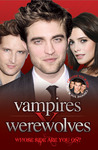 Vampires v Werewolves by Martin Howden