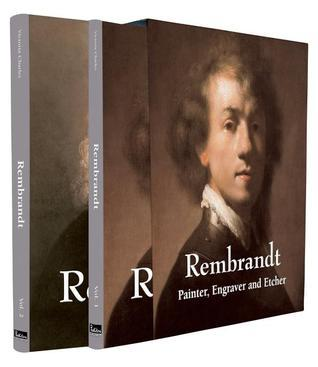 Rembrandt: Painter, Engraver and Etcher (Prestige Collection) ( 02 books in slip case) (Prestige Collection)