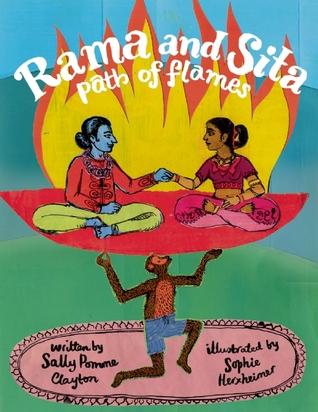 Rama and Sita: Path of Flames