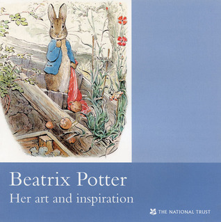 Beatrix Potter Art Inspiration: National Trust Guidebook
