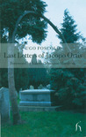 Last Letters of Jacopo Ortis