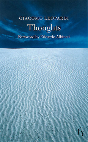 Thoughts by Giacomo Leopardi