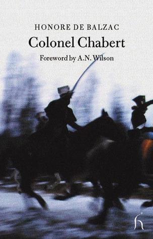 Colonel Chabert by Honoré de Balzac
