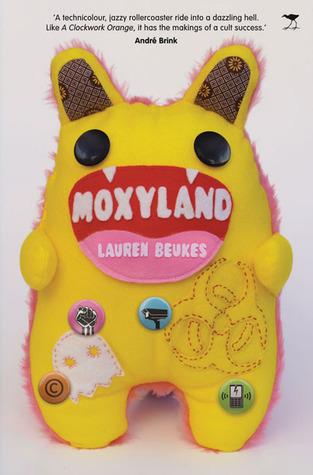 Moxyland by Lauren Beukes
