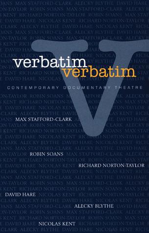 Verbatim by Will Hammond