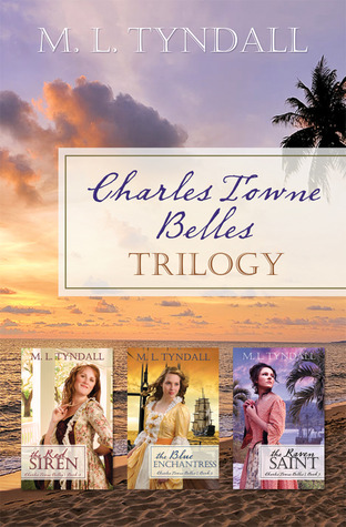 Ebook Charles Towne Belles Trilogy by M.L. Tyndall read!