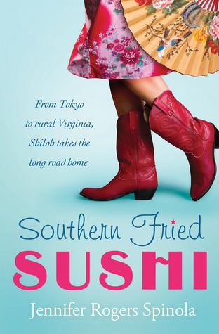 Southern Fried Sushi (Southern Fried Sushi #1)