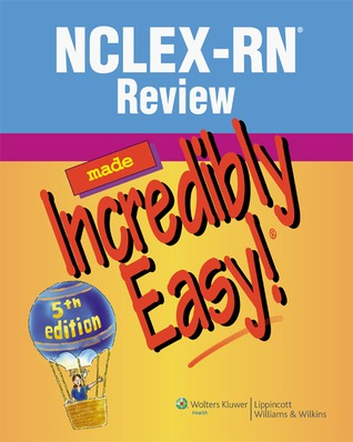 NCLEX-RN® Review Made Incredibly Easy!