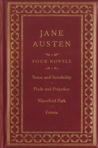 Jane Austen - Four Novels by Jane Austen