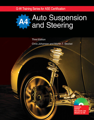 Auto Suspension and Steering, A4