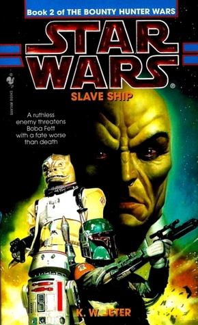 Slave Ship by K.W. Jeter