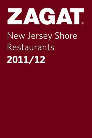 2011/12 New Jersey Shore Restaurants (Pocket Guide)