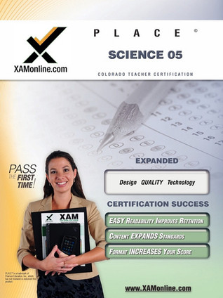 PLACE Science 05 Teacher Certification Test Prep Study Guide