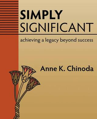 Simply Significant: Leaving a Legacy of Hope